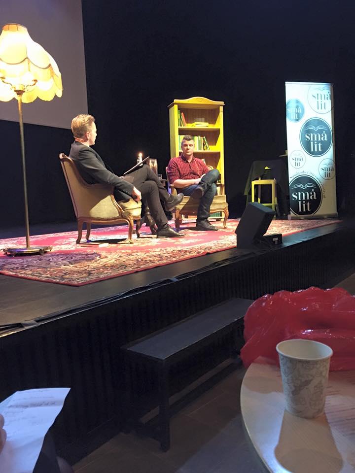 Anders Rydell och Mats Strandberg